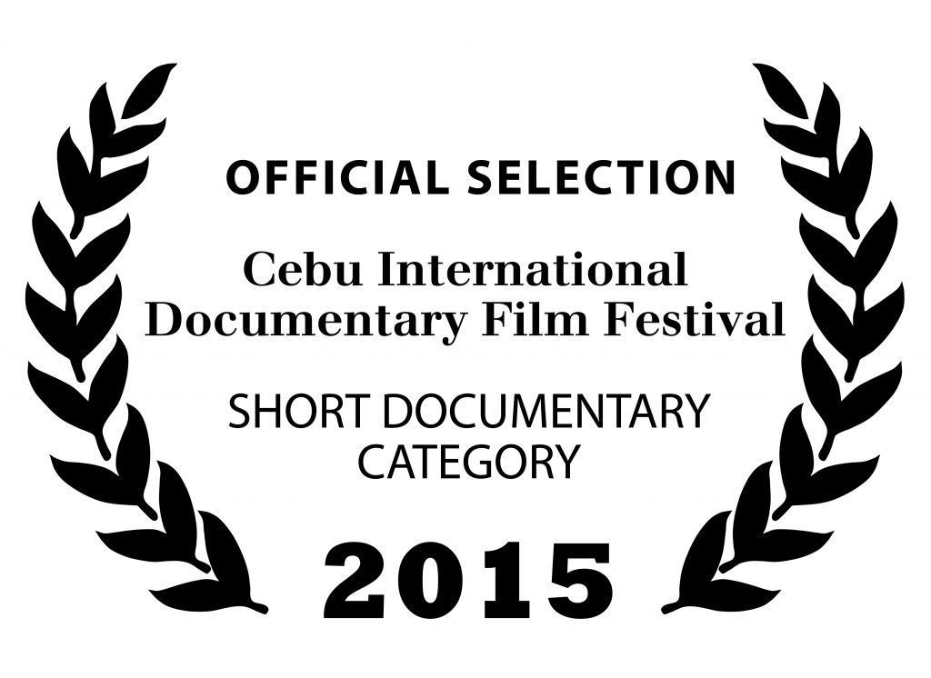 CIDFF 2015 OFFICIAL SELECTION - SHORT DOCU